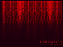 Dark pattern background vector Royalty Free Stock Images