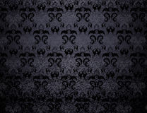 Dark patterned background Royalty Free Stock Photo