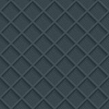 Dark perforated paper. Dark perforated paper with cut out effect. Abstract 3d seamless background. Vector EPS10 Royalty Free Stock Photography