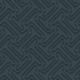 Dark perforated paper. Royalty Free Stock Photo