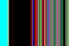 Dark phosphorescent contrast background. Phosphorescent, green, violet, pink, blue and red contrasts and hues with lines, abstract background Royalty Free Stock Photography