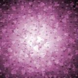 Dark, pink background Stock Images