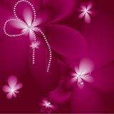Dark pink  background Royalty Free Stock Images