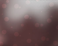 Dark pink background. Bubble on Dark pink background Royalty Free Stock Photos