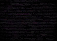 Dark pink brick wall for background Stock Photos