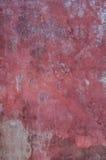 Dark pink wall plaster background texture Stock Photos
