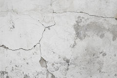 Dark Plaster Wall With Dirty White Black Scratched Horizontal Ba. Ckground. Old Brickwall With Peel Grey Stucco Texture. Retro Vintage Worn Wall Wallpaper Royalty Free Stock Photos