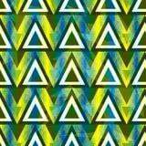 Dark polygons Abstract seamless geometrical pattern Vector illustration. (vector eps 10 royalty free illustration