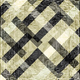 Dark polygons on a gentle background. abstract geometric background.  Stock Photography