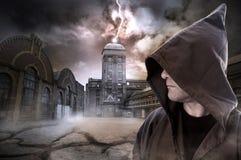 Dark Powers... Stock Photo