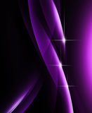 Dark Purple Background Stock Image