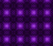 Dark purple curve with line pattern abstract background. Grid Mo. Saic Background, Creative Design Templates Stock Image