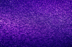 Dark purple fabric Royalty Free Stock Photos