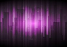 Purple modern vector background Stock Photos