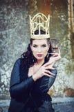 Dark queen Stock Images