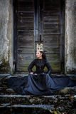 Dark queen Stock Photography