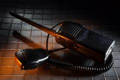 Dark radio Royalty Free Stock Images