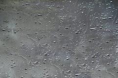 Dark Rain Background Royalty Free Stock Photos