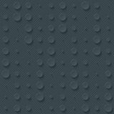 Dark rain dots walpaper. Stock Photography
