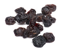 Dark raisin close up Royalty Free Stock Images