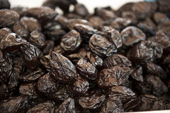 Dark Raisins Stock Image