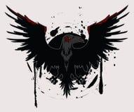 Dark Raven Stock Images