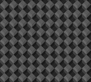 Dark rectangles pattern. Dark grey and black rectangle seamless pattern Stock Photo