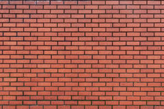 Dark Red Brick Wall Royalty Free Stock Images