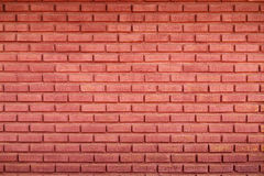 dark red brick wall for pattern and background Royalty Free Stock Image