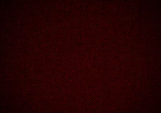 Dark red cotton Stock Images