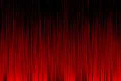 Dark red curtain. Dark red computer generated curtain for backgrounds Royalty Free Stock Photography