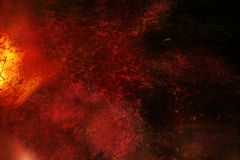 Dark red grunge background  with scratches Royalty Free Stock Photo
