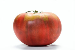 Dark red Heirloom Tomato Royalty Free Stock Images