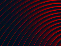 Dark red high resolution geometric Stock Photography