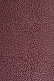 Dark red leather background Royalty Free Stock Image