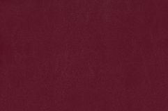 Dark red leather texture as background Royalty Free Stock Photography