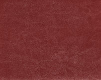 Dark red leather texture. Background and texture Royalty Free Stock Photos
