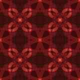 Dark red modern abstract texture. Detailed background illustration. Seamless tile. Textile print pattern. Home decor fabric design. Dark red modern abstract Royalty Free Stock Photography