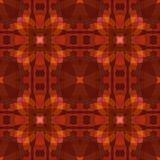 Dark red modern abstract texture. Detailed background illustration. Seamless tile. Textile print pattern. Home decor fabric design. Dark red modern abstract Stock Photo