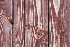Dark red old wooden backdrops Royalty Free Stock Photo