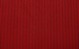 Dark and red strips on the fabric Royalty Free Stock Images