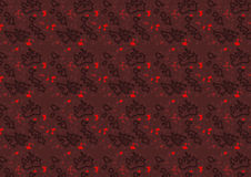 Dark Red Structured Texture Stock Photography