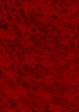 Dark red texture background wallpaper Stock Photo