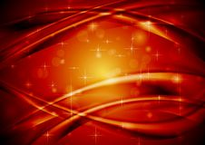 Dark red vector background Royalty Free Stock Image
