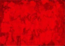 Dark red watercolor background. Handpainted dark red watercolor backgrounds royalty free illustration