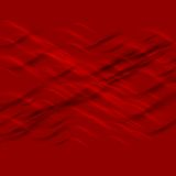 Dark red wavy vector blurred background Royalty Free Stock Images