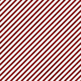 Dark Red and White Striped Pattern Repeat Background Royalty Free Stock Images