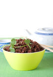 Dark Rice Stock Images