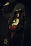 Dark ritual Stock Images