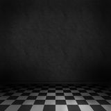 Dark room background Royalty Free Stock Photos